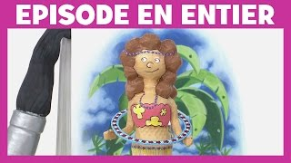 getlinkyoutube.com-Art Attack - Jeu de cerceaux - Sur Disney Junior - VF