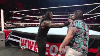 getlinkyoutube.com-Unseen footage of the fight between The Shield and The Wyatts: WWE.com Exclusive, Nov. 13, 2013