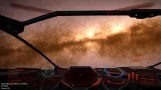 getlinkyoutube.com-Elite Dangerous Gamma 1.04   - Galactic Core trip, 14,500 LY from Sol