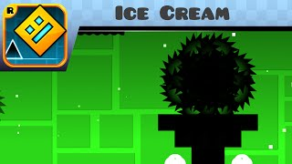 getlinkyoutube.com-Geometry Dash - Ice Cream (Insane Demon) - by Cyclic