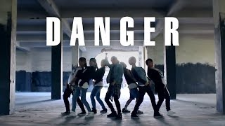 getlinkyoutube.com-BTS(방탄소년단) _ Danger  Dance Cover by DAZZLING from Taiwan