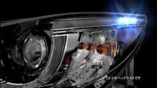 getlinkyoutube.com-Mazda Adaptive Led Headlight (ALH)