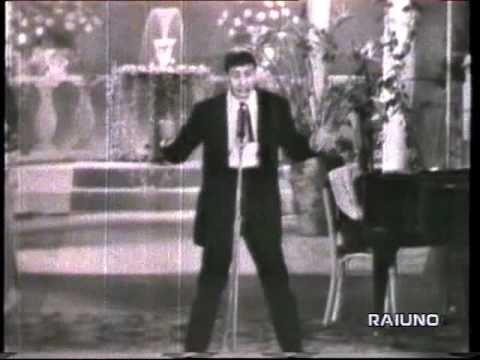 """Adriano Celentano - """"24.000 baci"""" (Sanremo 1961)"""