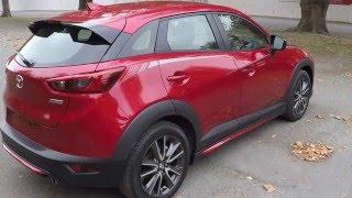 getlinkyoutube.com-Mazda CX-3 GSX FWD with Mazdaspeed bodykit and decals