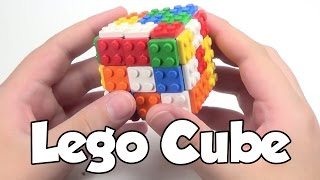 getlinkyoutube.com-My Bandagable Lego Cube (Inspiration from RedKB)