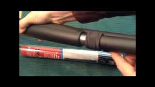 getlinkyoutube.com-DIY TriStar Raptor Magazine Extension / Shotgun Magazine Extension Installation - You2CanDIY