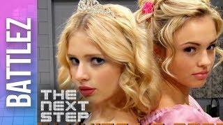 getlinkyoutube.com-The Next Step - Halloween Battlez: Snow White Emily vs Barbie Michelle