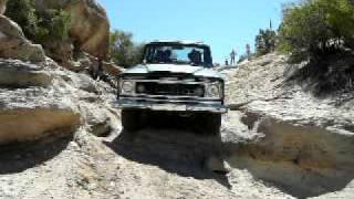 getlinkyoutube.com-Jeep Wagoneer on Anasazi Refrigerator