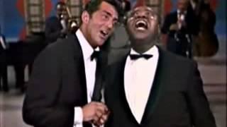 getlinkyoutube.com-Dean Martin & Louis Armstrong