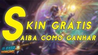 getlinkyoutube.com-Saiba Como Ganhar Skin de League of Legends - Prêmios Diários - Sorteando Skin