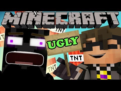 Why Enderman Hate Being Looked At - Minecraft
