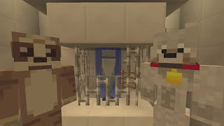 getlinkyoutube.com-Minecraft Xbox Lets Play - Survival Madness Adventures - Rescue Mission [113]