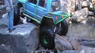 getlinkyoutube.com-XJ on 46's rock crawling clayton ok