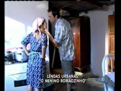 Lendas Urbanas - O Menino Romãozinho com Janna Zoumbounelos