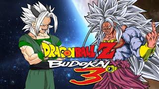 getlinkyoutube.com-DBZB3: Xicor VS SSJ5 Broly (Duels)