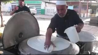 getlinkyoutube.com-طريقة عمل و تحضير خبز السياح العراقي 2016