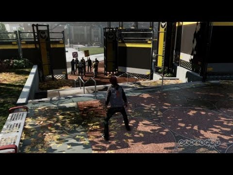 inFamous: Second Son - E3 2013 Stage Demo
