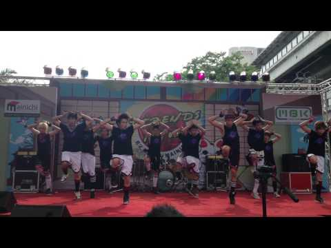 130601 NEO PLANET cover EXO - WOLF (Korean ver.) @ J -Trend in town [HD]