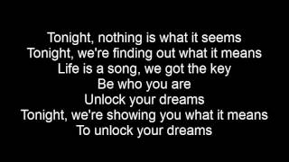 getlinkyoutube.com-Barbie Rock N Royals Unlock your dreams lyrics