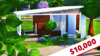 getlinkyoutube.com-The Sims 4 House Building  | $10,000 Build Challenge