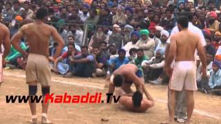 getlinkyoutube.com-Pohlo Majra Kabaddi Cup 7 March 2015 - Part 3