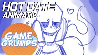 getlinkyoutube.com-Undertale Animatic - Steam Train: Hot Date