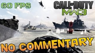 getlinkyoutube.com-Call of Duty: Modern Warfare 3 - Full Game Walkthrough  【NO Commentary】 【60FPS】