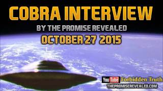 Cobra Q/A Interview: Oct 27, 2015: By Rob Potter
