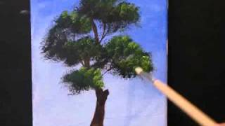 getlinkyoutube.com-How to paint a tree