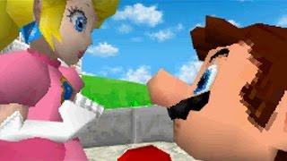 getlinkyoutube.com-Super Mario 64 DS - Final Boss + Ending