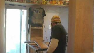 getlinkyoutube.com-How to spray conversion lacquer with an HVLP by Long Island woodworkers