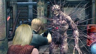getlinkyoutube.com-Resident Evil 4 Remastered Gameplay Albert Wesker PS4/Xbox one