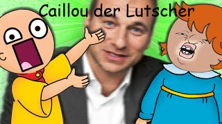 getlinkyoutube.com-Caillou Verarsche - Caillou der Lutscher