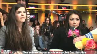 getlinkyoutube.com-Fans Compete to win a KISS from One Direction