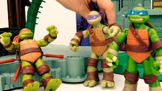 getlinkyoutube.com-Видео для детей: Черепашки #НИНДЗЯ! Toy club - ищем игрушку Рафаэль (мультик #ЧерепашкиНиндзя)