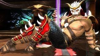 Mortal Kombat Komplete Mods Funny Boss Fatalities