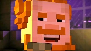 getlinkyoutube.com-Minecraft: STORY MODE - STRONGEST TNT IN THE WORLD!! [11]