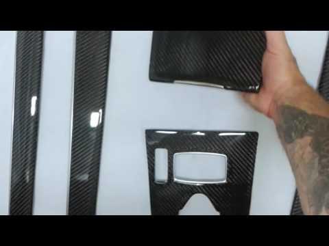 Углеродное волокно (carbon) на заказ.Декор салона