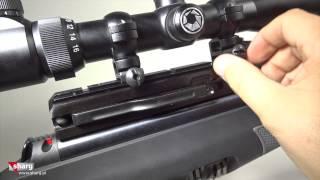 getlinkyoutube.com-Hatsan PCP AT44-10 TACT kal. 5,5 mm - AT44-10 TACT 5.5.