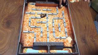 getlinkyoutube.com-ボードゲーム家族 ごきぶりキッチン(平均年令40歳Over プレイヤー)