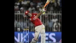 IPL 2014 Glenn Maxwell 95 runs of 38 balls KXIP VS CSK IPL 7