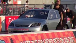 getlinkyoutube.com-Nyce1s.com - El Freddy... World's Fastest 7 Second RWD K-Series Honda Civic by Import DPS...