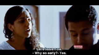 getlinkyoutube.com-Ishq Movie || Love Scene Between Nithin & Nithya Menon || Nitin, Nithya Menen