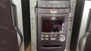 getlinkyoutube.com-MINI SYSTEM DVD PANASONIC SA AK D-20