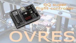 getlinkyoutube.com-QQ super flight controller on mini H quadcopter 3d printed