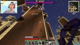 getlinkyoutube.com-ماين كرافت : تزوجت !! #33|33# Minecraft FTB : d7oomy999