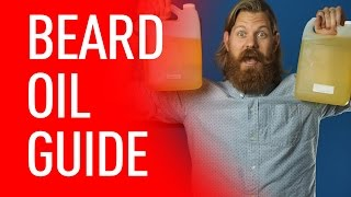 getlinkyoutube.com-Everything to know about Beard Oil | Eric Bandholz