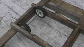 getlinkyoutube.com-Home Made Snowmobile Loading Ramp