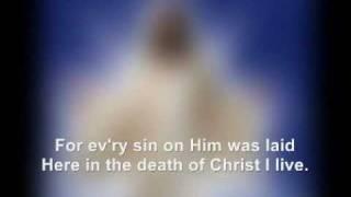 getlinkyoutube.com-In Christ Alone  The Solid Rock. w/ lyrics Travis Cottrell
