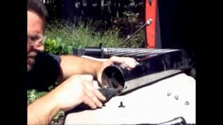 getlinkyoutube.com-Full Sac baffle install Harley Davidson CVO Mufflers / Slipons